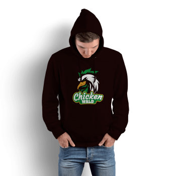 Hoodie | Angry Chicken (Chicken Wald)