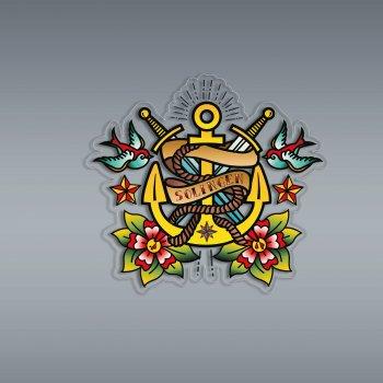 (Auto-)AUFKLEBER | Wappen