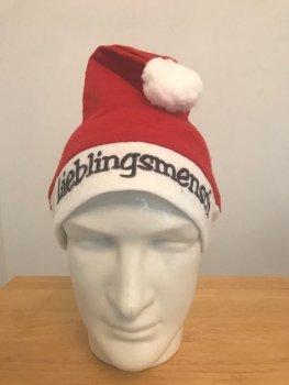 Weihnachtsmütze   Lieblingsmensch
