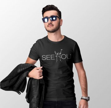 "T-Shirt | ""SEE YOU"" (SEE YOU)"