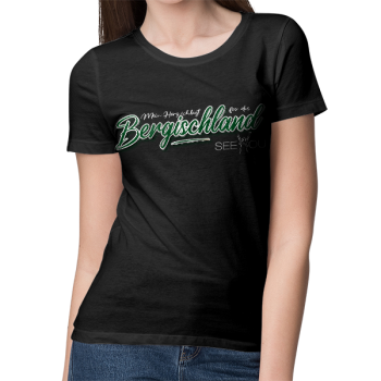 "T-Shirt LADY | ""Bergischland-Schrift"" (SEE YOU)"